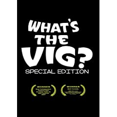 Whats The Vig? DVD Cover Art