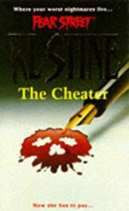 """Cover of """"The Cheater (Fear Street, No. 1..."""