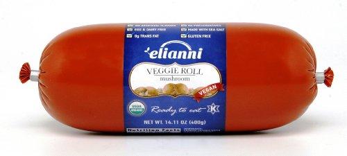 Organic Veggie Roll Mushroom