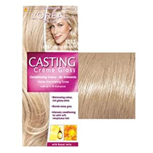 l oreal casting creme gloss light frosted blonde 1013 beauty
