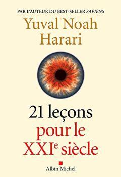 Livres Couvertures de 21 Leçons pour le XXIème siècle