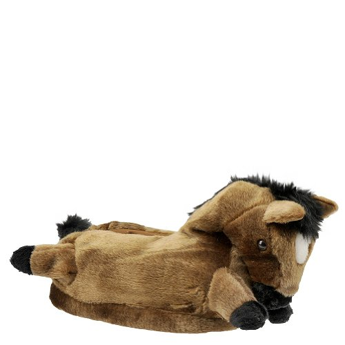 Comfy Feet Horse Animal Feet Slippers - X-Large