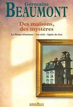 Livres Couvertures de Des Maisons, Des Mystères