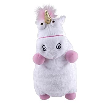 Despicable Me Fluffy Unicorn Pillow Plush Large