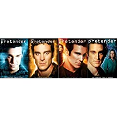 The Pretender - Seasons 1 - 4
