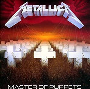 "Cover of ""Master Of Puppets"""