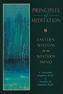 """Cover of """"Principles of Meditation"""""""