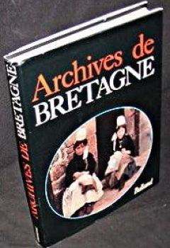 Livres Couvertures de Archives De Bretagne