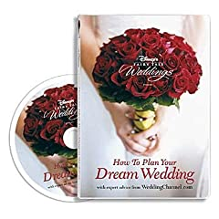 Disney Fairy Tale Weddings presents How To Plan Your Dream Wedding with expert advice from WeddingChannel.com