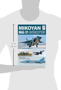 Livres Couvertures de Mikoyan MiG-31: Defender of the Homeland