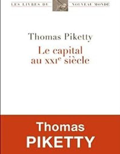 Le Capital au XXIe siècle -Thomas Piketty