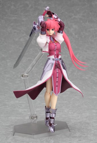 Magical Girl Lyrical Nanoha StrikerS First Lieutenant Signum Knight Figma Figure