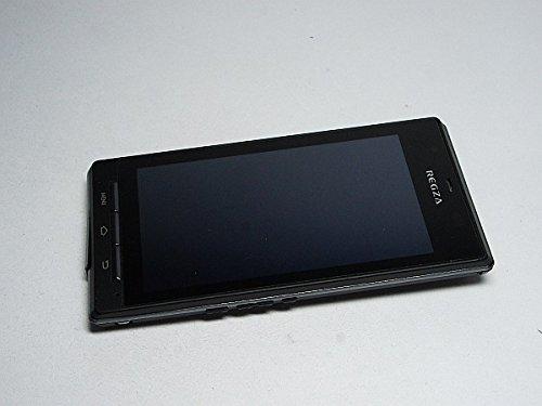 docomo REGZA Phone T-01C ブラック Android スマートフォン 白ロム 携帯電話本体