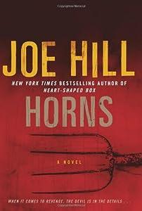 """Cover of """"Horns: A Novel"""""""