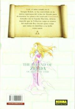 Portada del libro deTHE LEGEND OF ZELDA 02: OCARINA OF TIME 2 (CÓMIC MANGA)