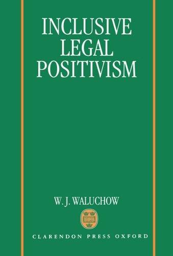 Inclusive Legal Positivism