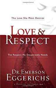 """Cover of """"Love & Respect: The Love She Mo..."""