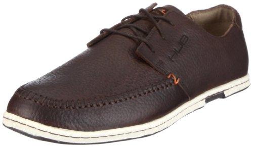 Hub Rockie L 111317202, Herren, Sneaker, Braun (Rockie L dbn), EU 42