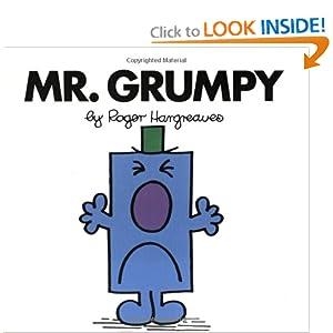 Mr. Grumpy (Mr. Men and Little Miss)