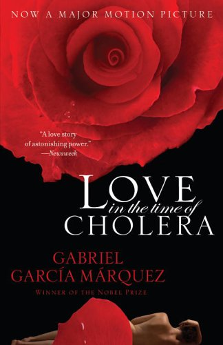 Love in the time of cholera gabriel garcia marquez