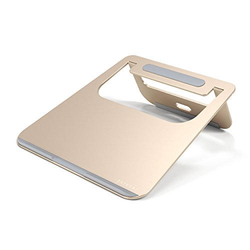 portable laptops satechi aluminum portable adjustable laptop stand collapsible