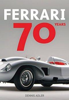 Livres Couvertures de Ferrari 70 Years