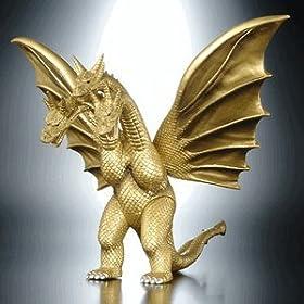 "King Ghidorah 9"" Action Figure (Japan Godzilla Import)"