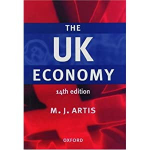The UK Economy: A Manual of Applied Economics
