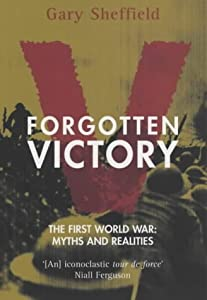 "Cover of ""Forgotten Victory: The First Wo..."