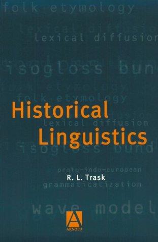 کتاب «زبانشناسی تاریخی» نوشته لری ترسک