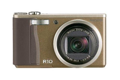 RICOH デジタルカメラ R10 ブラウン R10BN