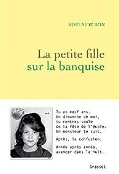 Livres Couvertures de La Petite Fille Sur La Banquise