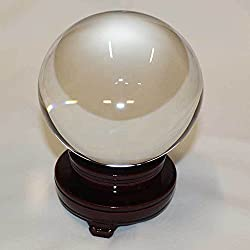 Clear Quartz Crystal Ball 110MM