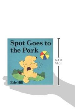 Livres Couvertures de Spot Goes to the Park