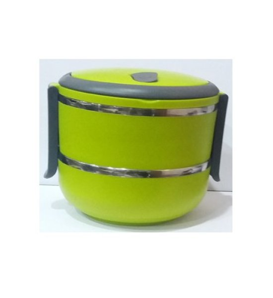 AMWAY- NUTRI LUNCH BOX STAINLESS STEEL 1.4L