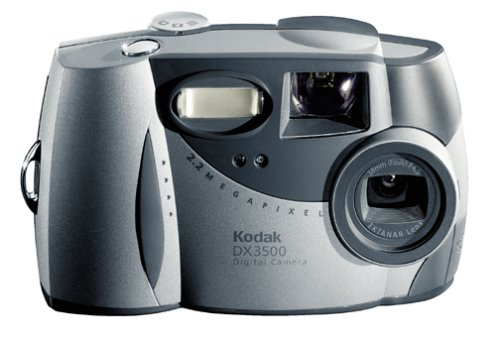 Kodak DX3500 EasyShare 2MP Digital Camera
