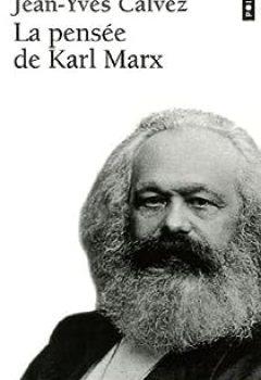 Livres Couvertures de La Pensée De Karl Marx