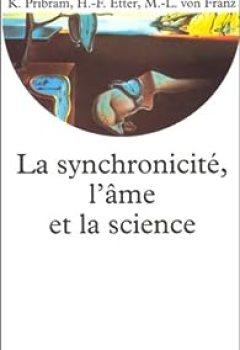 Livres Couvertures de La Synchronicité, L'âme Et La Science
