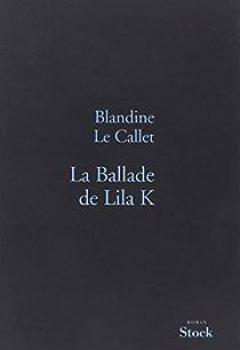 Livres Couvertures de La Ballade De Lila K