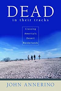"Cover of ""Dead in Their Tracks: Crossing ..."