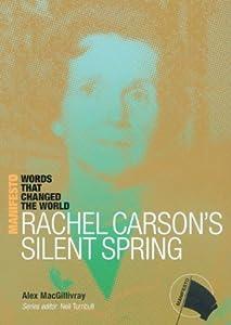 "Cover of ""Rachel Carson's Silent Spring (..."