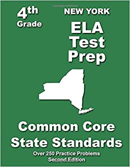 New York 4th Grade Ela Test Prep Common Core Learning