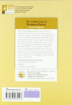 Portada del libro deThe curious case of Benjamin Button. 4º ESO Activity Book