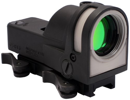 Meprolight Self-Powered Day/Night Reflex Sight with Dust Cover Triangle Reticle