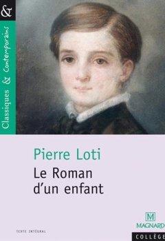 Telecharger Le Roman d'un enfant de Pierre Loti