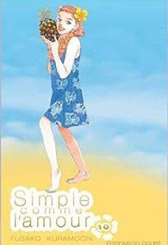Livres Couvertures de Simple Comme L'amour, Tome 10