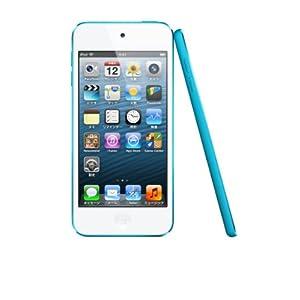 第5世代 Apple iPod touch 32GB ブルー MD717J/A