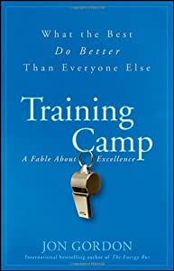 "Cover of ""Training Camp: What the Best Do..."