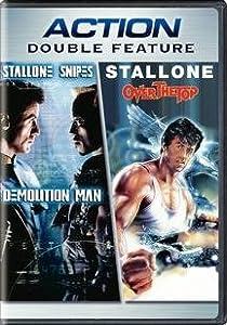 "Cover of ""Demolition Man"""