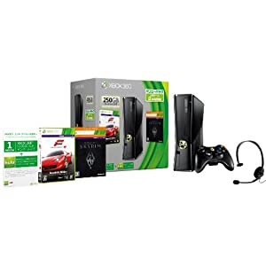 Xbox 360 250GB バリューパック【CEROレーティング「Z」】